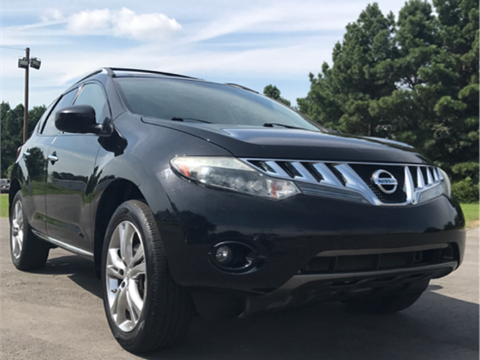 2010 Nissan Murano for sale in Des Arc, AR