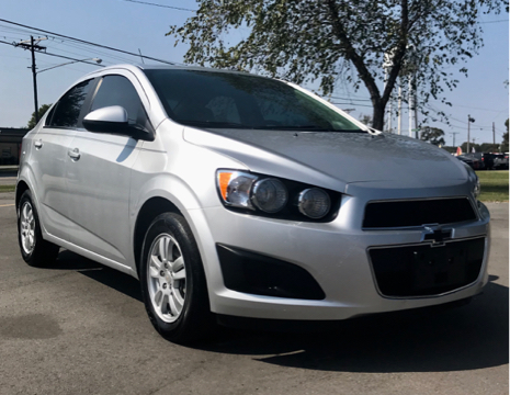 2015 Chevrolet Sonic for sale in Des Arc, AR