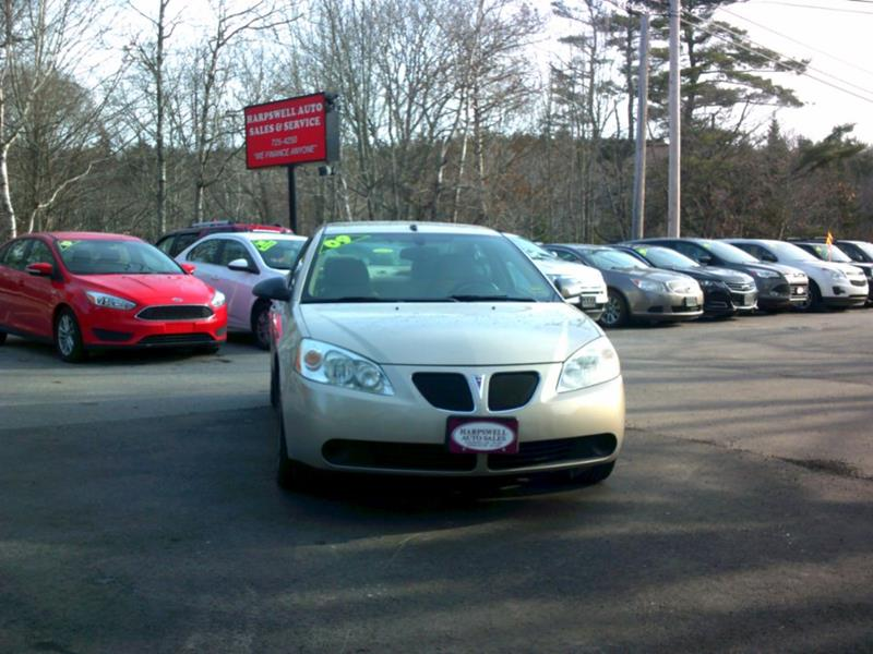 2009 Pontiac G6 for sale in Harpswell, ME