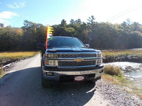 2014 Chevrolet Silverado 1500 for sale in Harpswell, ME
