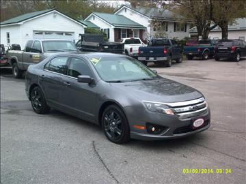 2011 Ford Fusion for sale in Harpswell, ME