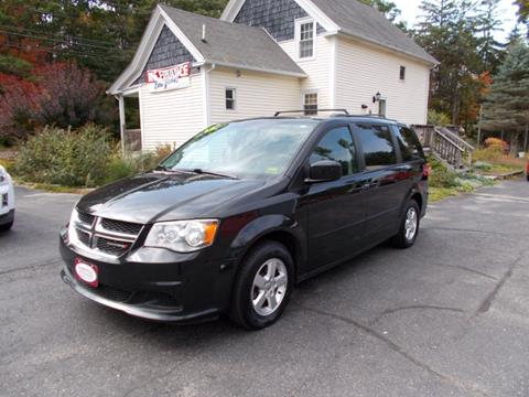 2012 Dodge Grand Caravan for sale in Harpswell, ME