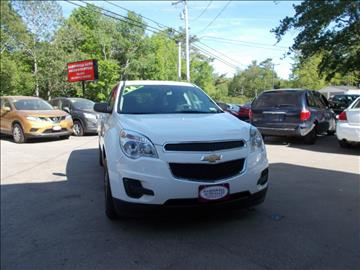 2015 Chevrolet Equinox for sale in Harpswell, ME