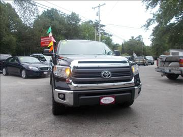 2015 Toyota Tundra for sale in Harpswell, ME