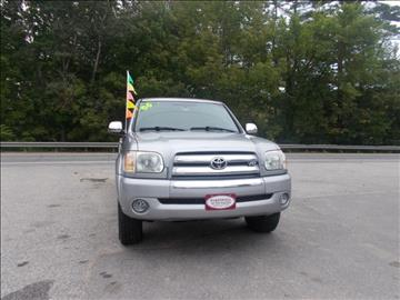 2006 Toyota Tundra for sale in Harpswell, ME
