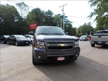 2010 Chevrolet Tahoe for sale in Harpswell, ME