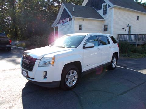 2011 GMC Terrain for sale in Harpswell, ME
