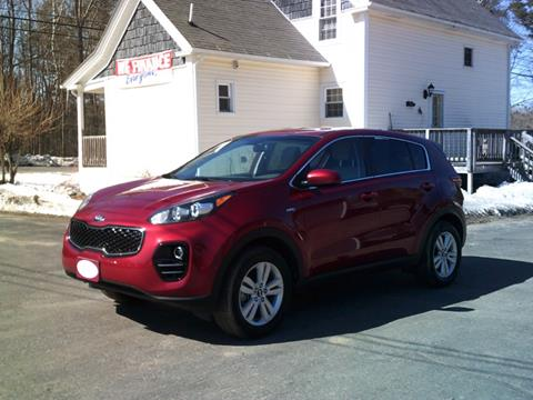 used kia sportage for sale in maine. Black Bedroom Furniture Sets. Home Design Ideas