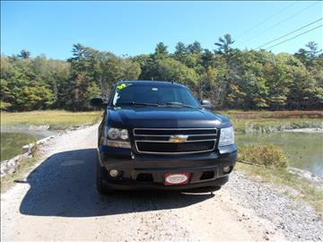 2009 Chevrolet Tahoe for sale in Harpswell, ME