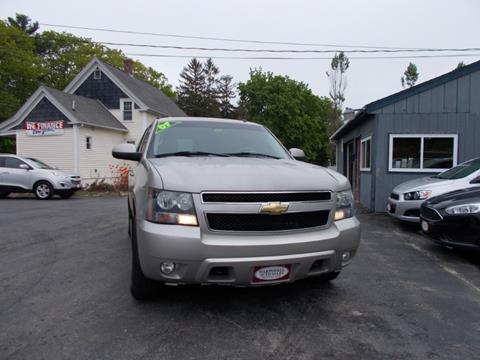 2007 Chevrolet Tahoe for sale in Harpswell, ME