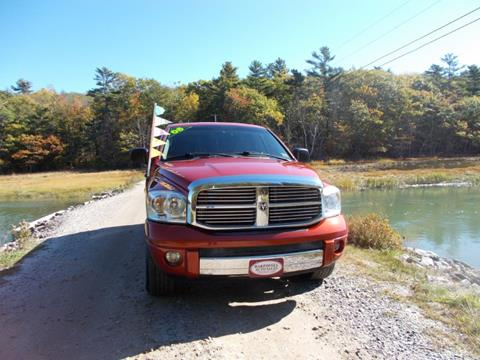 2008 Dodge Ram Pickup 1500 for sale in Harpswell, ME