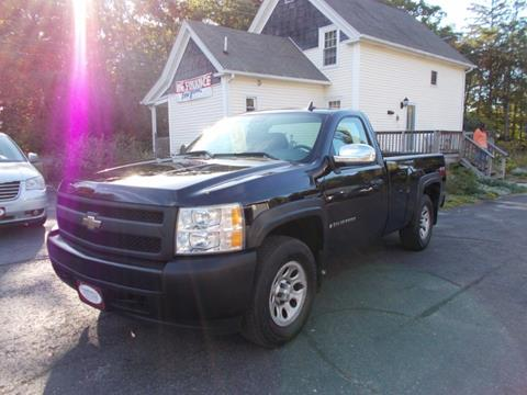 2008 Chevrolet Silverado 1500 for sale in Harpswell, ME