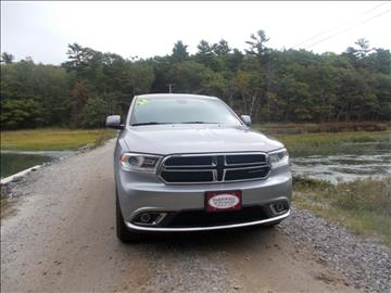 2014 Dodge Durango for sale in Harpswell, ME