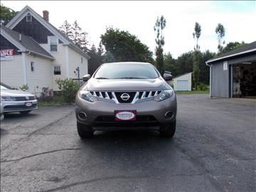 2010 Nissan Murano for sale in Harpswell, ME