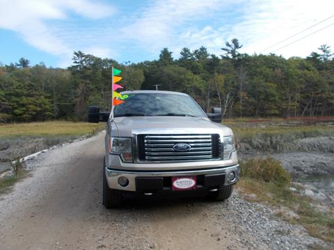 2010 Ford F-150 for sale in Harpswell, ME