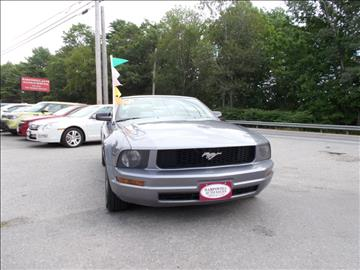 2006 Ford Mustang for sale in Harpswell, ME