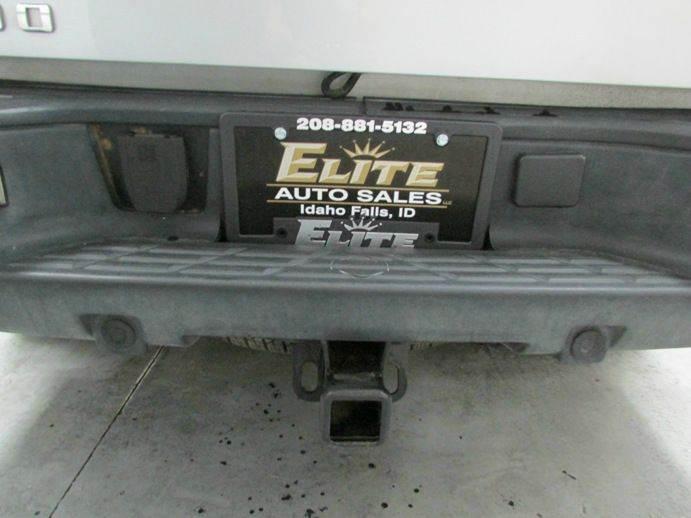 2012 Chevrolet Silverado 1500 4x4 LT 4dr Extended Cab 6.5 ft. SB - Idaho Falls ID