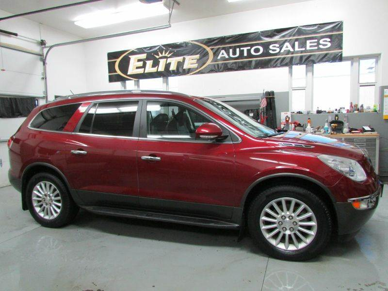 2011 buick enclave awd cxl 1 4dr suv w 1xl in idaho falls. Black Bedroom Furniture Sets. Home Design Ideas