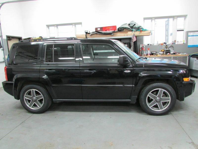 2009 jeep patriot 4x4 sport 4dr suv in idaho falls id. Black Bedroom Furniture Sets. Home Design Ideas