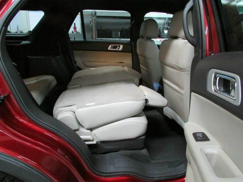 2013 Ford Explorer AWD Limited 4dr SUV - Idaho Falls ID