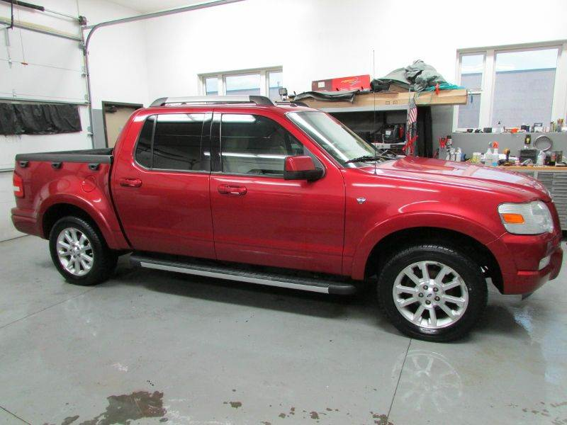 2007 ford explorer sport trac limited 4dr crew cab 4wd v8 in idaho falls id elite auto sales. Black Bedroom Furniture Sets. Home Design Ideas