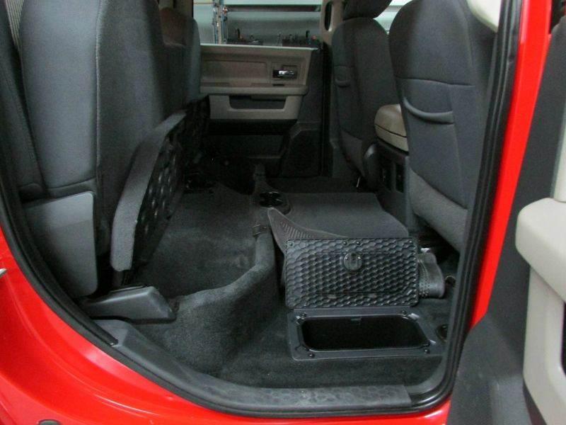 2011 RAM Ram Pickup 1500 4x4 SLT 4dr Crew Cab 5.5 ft. SB Pickup - Idaho Falls ID