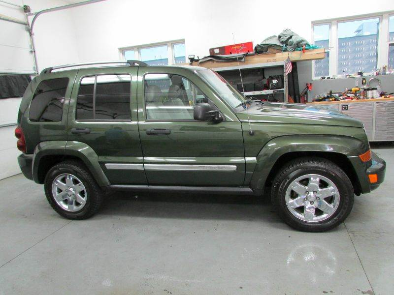 2007 jeep liberty limited 4dr suv 4wd in idaho falls id elite auto sales. Black Bedroom Furniture Sets. Home Design Ideas