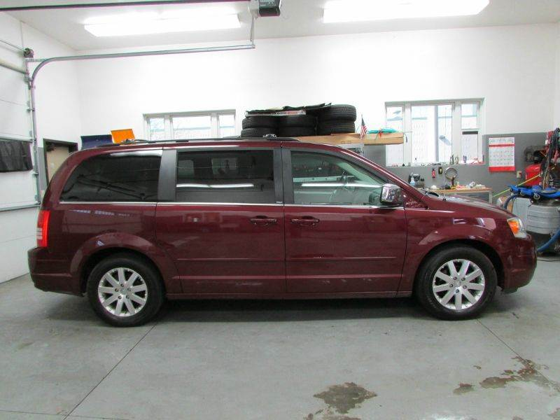 2008 chrysler town and country touring 4dr mini van in idaho falls id elite auto sales. Black Bedroom Furniture Sets. Home Design Ideas