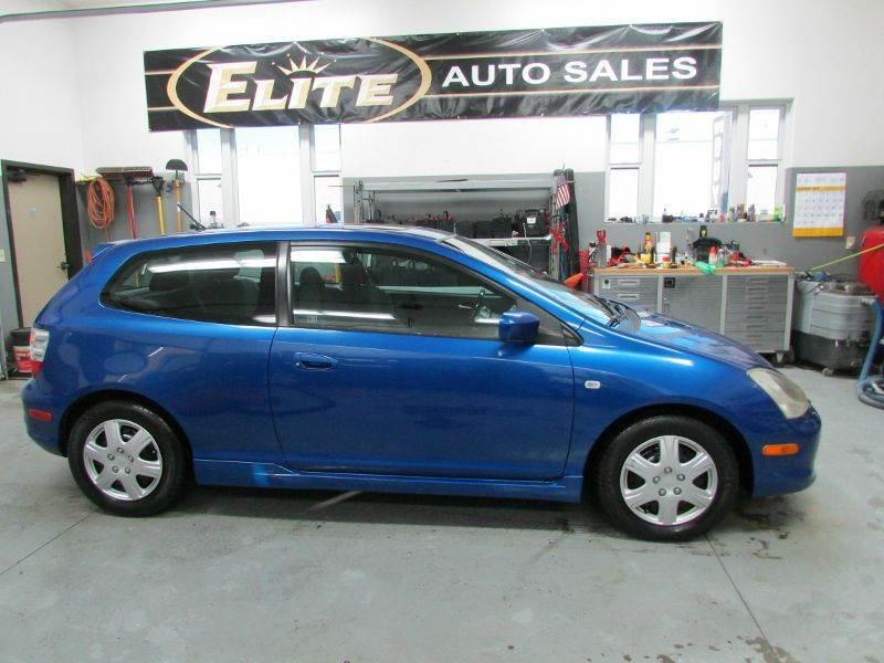 2005 honda civic si 2dr hatchback in idaho falls id. Black Bedroom Furniture Sets. Home Design Ideas