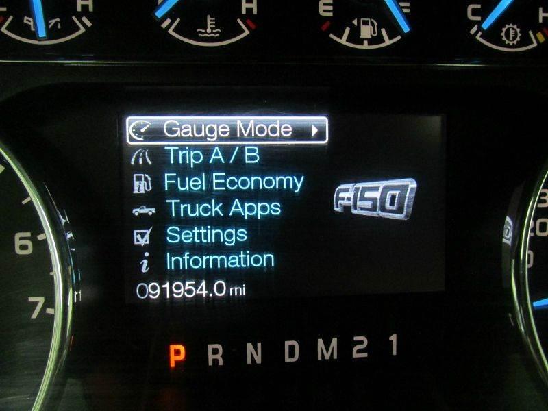 2012 Ford F-150 4x4 King Ranch 4dr SuperCrew Styleside 6.5 ft. SB - Idaho Falls ID