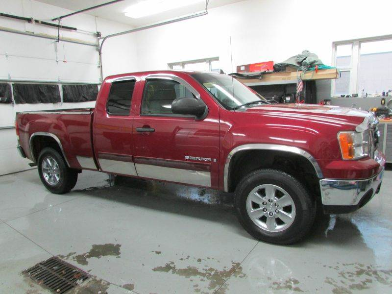 2007 gmc sierra 1500 sle1 4dr extended cab 4wd 6 5 ft sb in idaho falls id elite auto sales. Black Bedroom Furniture Sets. Home Design Ideas