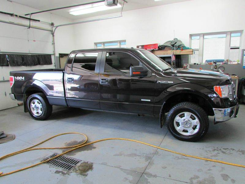 2013 ford f 150 4x4 xlt 4dr supercrew styleside 5 5 ft sb in idaho falls id elite auto sales. Black Bedroom Furniture Sets. Home Design Ideas