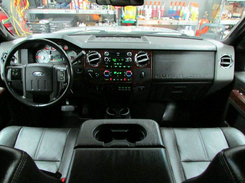 2009 Ford F-350 Super Duty 4x4 Lariat 4dr Crew Cab 8 ft. LB DRW - Idaho Falls ID