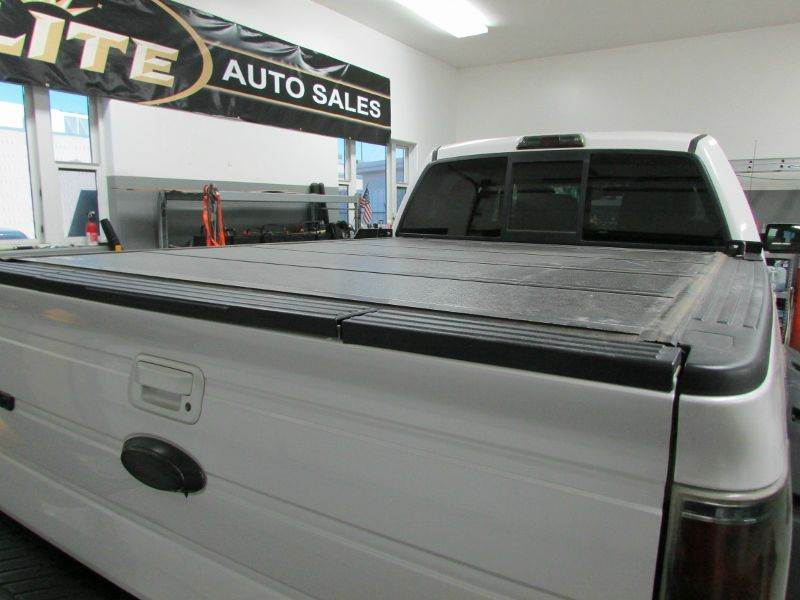 2011 Ford F-150 4x4 Lariat 4dr SuperCrew Styleside 5.5 ft. SB - Idaho Falls ID