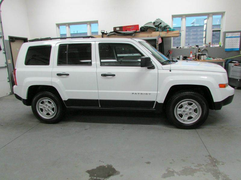 2012 jeep patriot 4x4 sport 4dr suv in idaho falls id. Black Bedroom Furniture Sets. Home Design Ideas