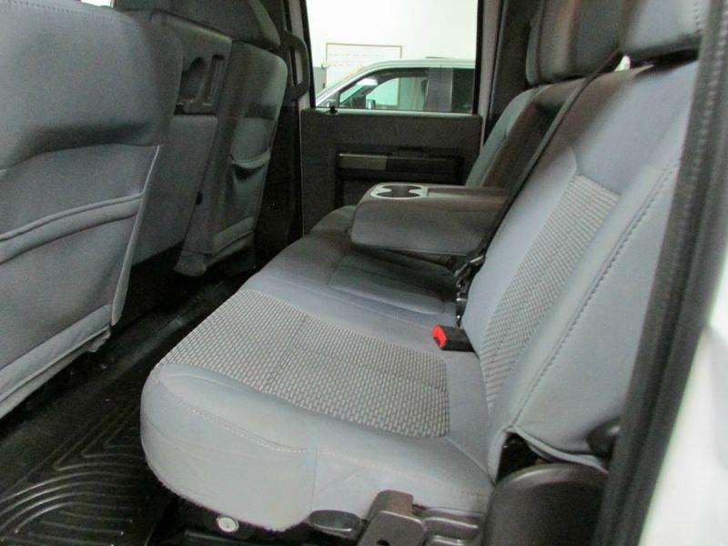 2011 Ford F-350 Super Duty 4x4 XLT 4dr Crew Cab 6.8 ft. SB SRW Pickup - Idaho Falls ID
