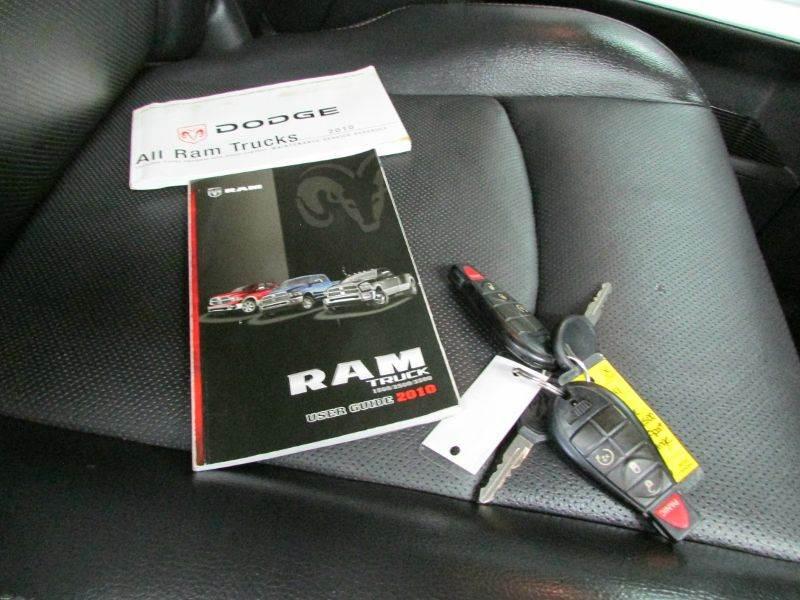 2010 Dodge Ram Pickup 1500 4x4 SLT Sport 4dr Crew Cab 5.5 ft. SB Pickup - Idaho Falls ID