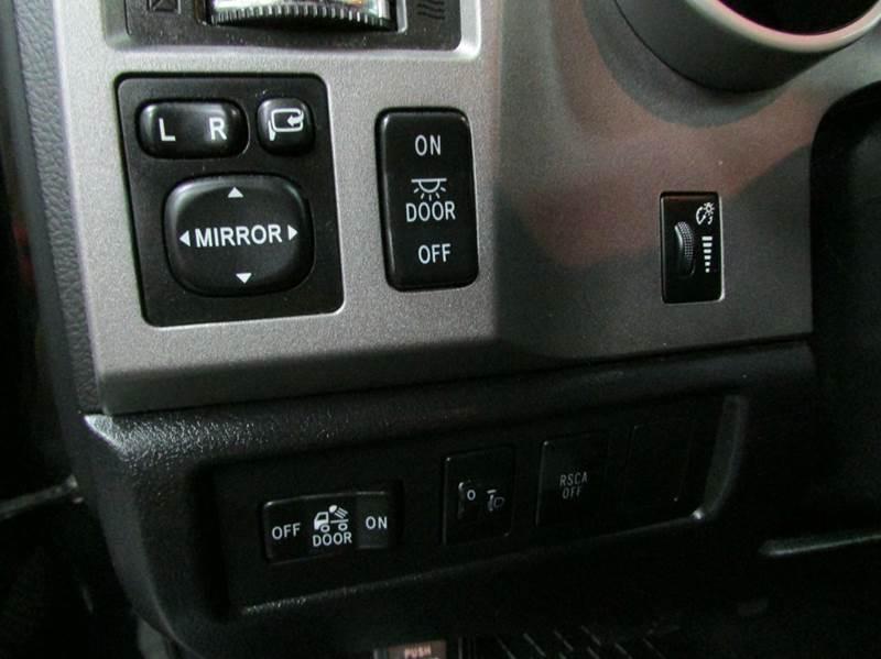 2010 Toyota Tundra 4x4 Limited 4dr CrewMax Cab Pickup SB (5.7L V8) - Idaho Falls ID