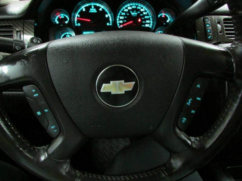 2010 Chevrolet Silverado 1500 4x4 LTZ 4dr Crew Cab 5.8 ft. SB - Idaho Falls ID