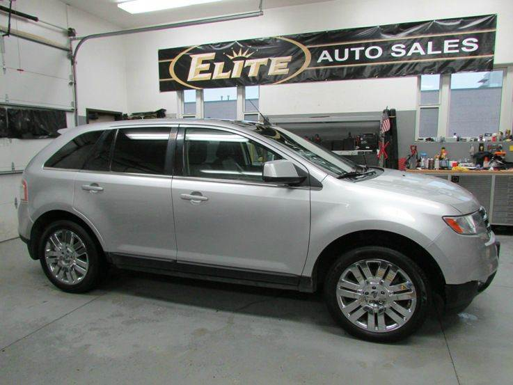 2010 ford edge awd limited 4dr suv in idaho falls id elite auto sales. Black Bedroom Furniture Sets. Home Design Ideas