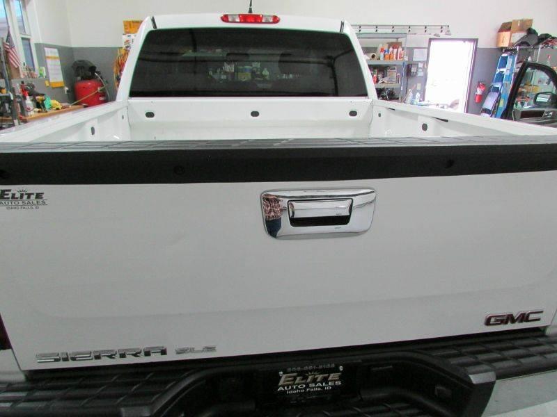 2012 GMC Sierra 1500 4x4 SLE 4dr Crew Cab 5.8 ft. SB - Idaho Falls ID