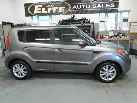 2012 Kia Soul for sale in Idaho Falls, ID
