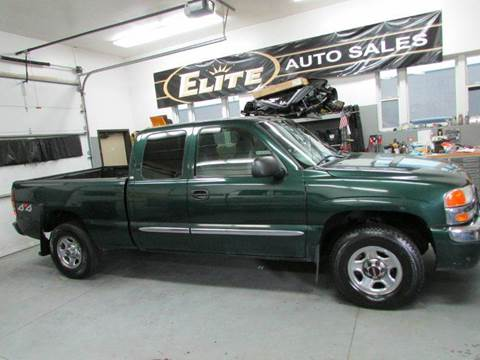2004 GMC Sierra 1500 for sale in Idaho Falls, ID