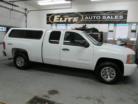 2011 Chevrolet Silverado 1500 for sale in Idaho Falls, ID