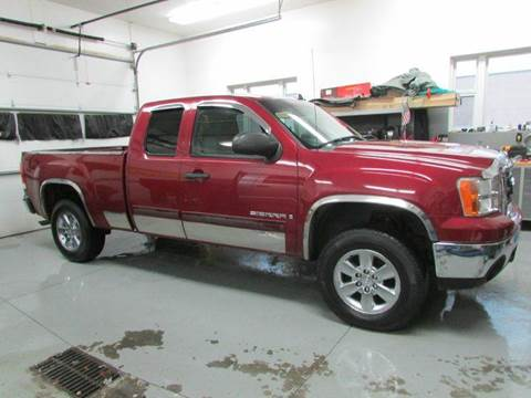 2007 GMC Sierra 1500 for sale in Idaho Falls, ID