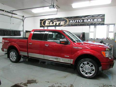 2012 Ford F 150 For Sale Idaho Carsforsale Com