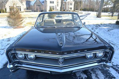 1966 Chrysler 300 for sale in Downers Grove IL