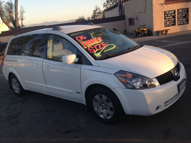 Used 2006 Nissan Quest 3 5 S Special Edition 4dr Minivan