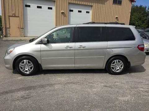 2007 Honda Odyssey for sale in Cumberland, RI