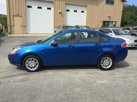 2010 Ford Focus for sale in Cumberland, RI